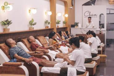 Massage Foot quy nhơn
