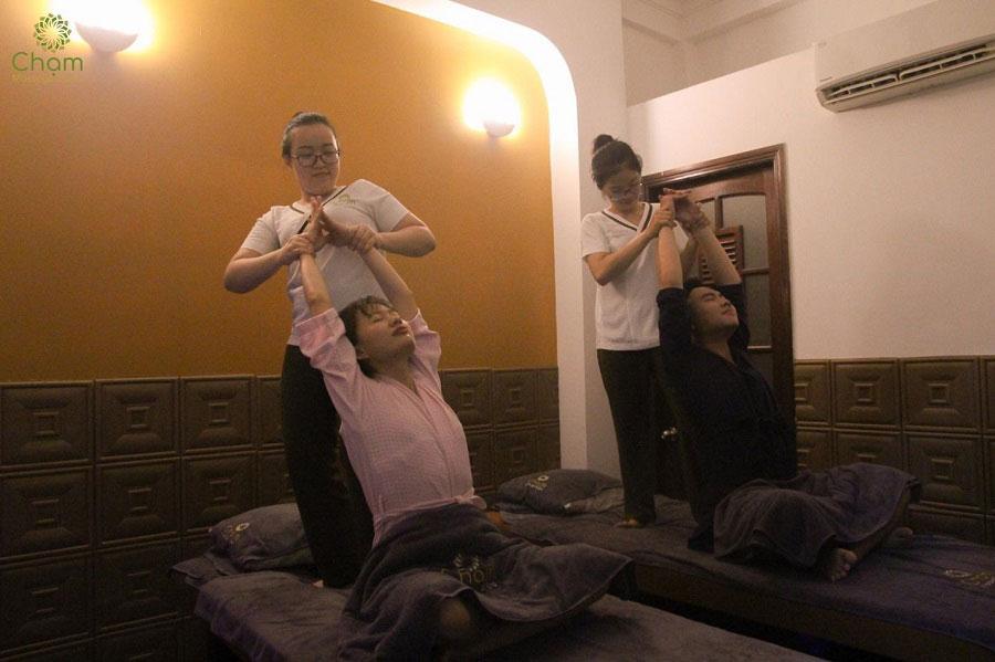 Địa chỉ massage thái ở quy nhơn