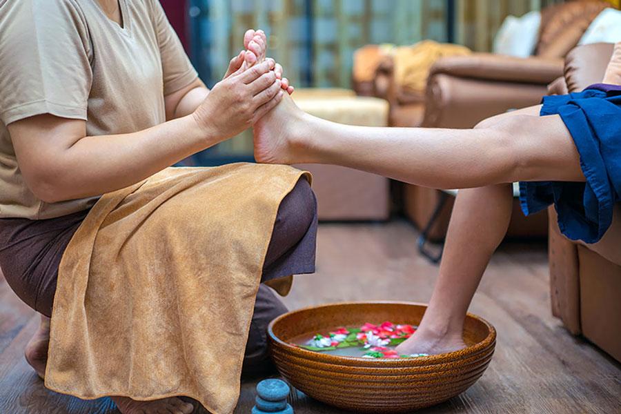 Dịch vụ masage thái