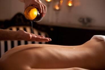 massage nến ở quy nhơn