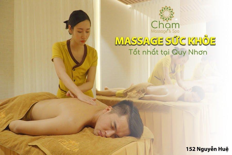 Massage Thái tại Quy nhơn
