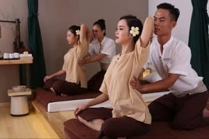 Massage bấm huyệt chuyên sâu