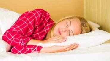 Ngủ ngon hơn khi được massage