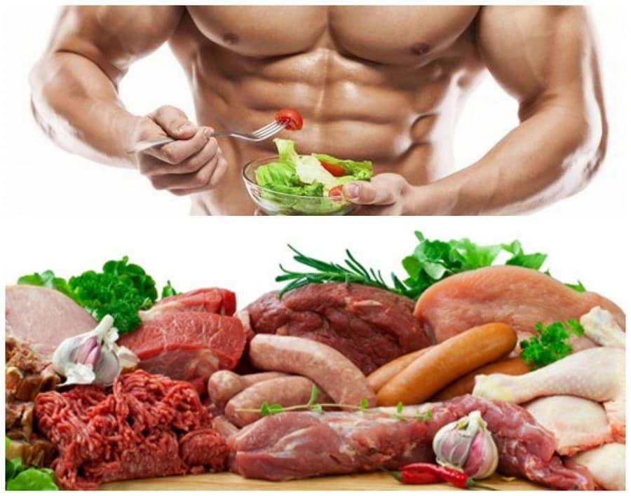 Cung cấp đủ dưỡng chất khi tập gym